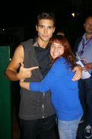 Me and Eric Saade by HaruAya