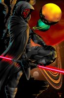 Darth Maul-TQ and rbel1031 by BigRob1031