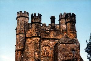 The Great Gatehouse by gmtb-stock
