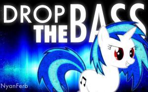 DJ Pon3 wallpaper by InsomniaQueen