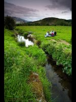 Picknic at Threlkeld by GMCPhotographics