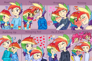 DashBlitz couple Meme by MegaImpact