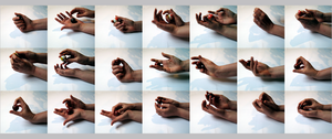 hands dance by AnnaPaar