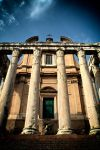 Temple of Antoninus and Faustina by scwl