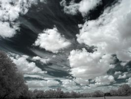 Infrared Skies XLIV by ilimel
