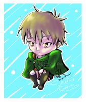 Attack on Titan - Jean Kirshtein Chibi by PheonixAurora