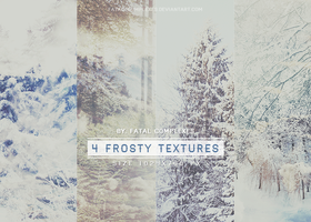 4 frosty textures by fatal-complexes