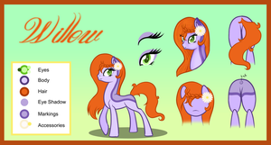 Ref: willow by lekadema