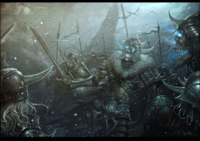 Terror of the Lich King by ChaoyuanXu