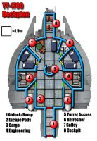 YT-1760 Deck Plan by LynnLefey
