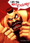 Zangief by Aru-Metalhead