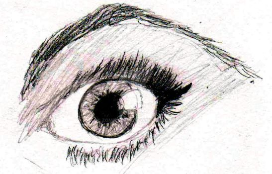 Eye by zombiecup