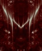 Background - Abstracto Rojo by ROSASINMAS