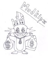 Rich Mudkipz by MeowMaster789