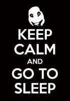 Keep Calm-Jeff the Killer by elfofcourage