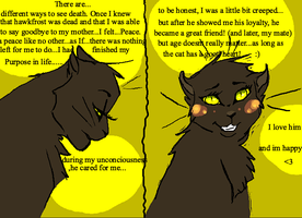 Ask-hollyleaf (The return!) by Foxtail76