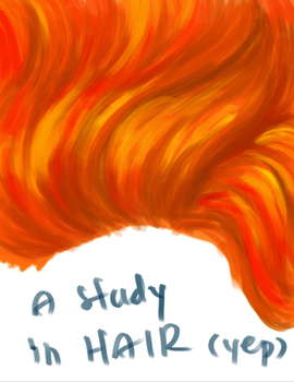 a study in hair (ginger) by doinnrrrfong