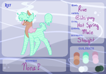 Rive Official Reference Sheet by Uni-pony