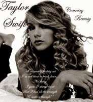 Taylor Swift  Country Beauty by CharleneYH