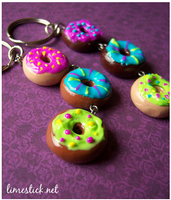Funky Donuts by Bottine