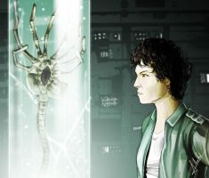 Face to Face...hugger by AlbertoArribas