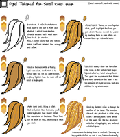 Pixel Hair Tutorial by Scar-eye
