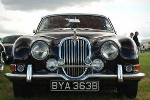 1964 Jaguar S Type by FurLined