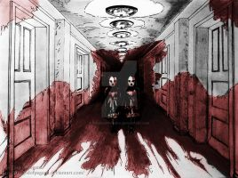 Stephen King's The Shining by TheGodofPegana