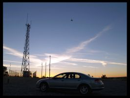 Plane and Automobile by loathsome-weasel