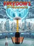 Freedom's Phoenix Cover - september 2012 by Athena-Tivnan
