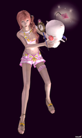 Serah Farron and Mog - Happy Fun Times - 08 by HentaiAhegaoLover