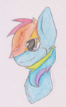 Watercolour try-out by HarryNickolls