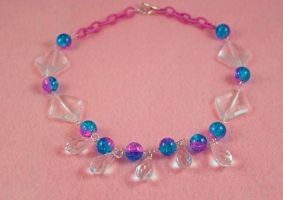 Sparkle Party Necklace by PeppermintPuff
