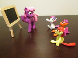 Time for class by beasert
