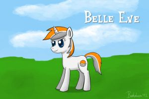 Belle Eve by shivanking