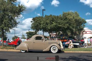 1936 Coupe by NoBoringPhotos