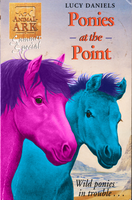 Ponies At The Point by curtsibling