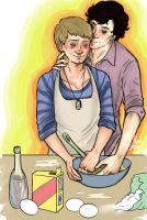 221B Baking. by RustyGrass33