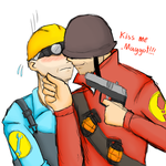 TF2:Helmet Party!!! by jeepfy
