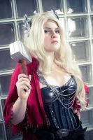 Lady Thunderer by Fisticuff-Cosplay