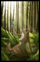 Commission: Forest Mother by White-Mantis