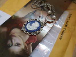 The Vampire Diaries necklace- my prize by koala145179