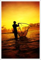 ---sunset catcher--- by justJAZZ