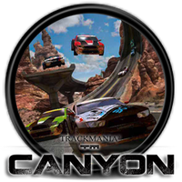 TrackMania 2: Canyon - Icon by Blagoicons