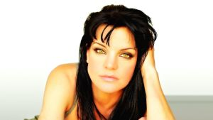 Pauley Perrette The EYES have it by Dave-Daring