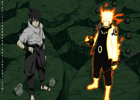 Naruto 673 - We will by themnaxs