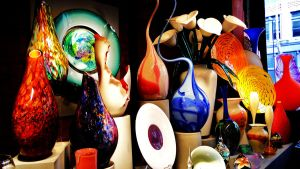 glass shop in seattle by Bigcandy