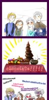 Frozen:Chocolate!!!!!+ by Christy58ying