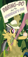 BUCK Banner 1 - Daring-Do and the Sovereign's Orb by Baron-Kettell