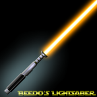 Beedo's Lightsaber by Invirion